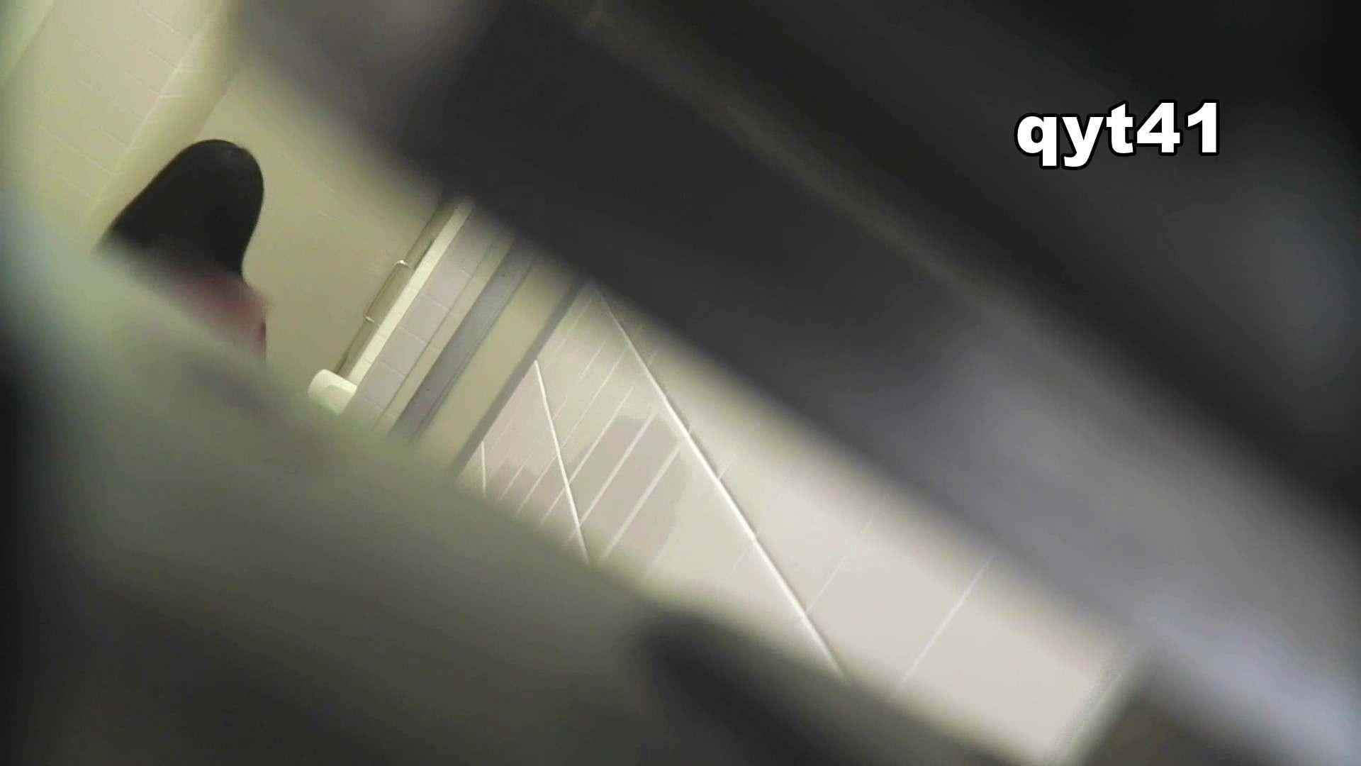 お銀さんの「洗面所突入レポート!!」 vol.41 ジャジャ漏れ 洗面所 隠し撮りオマンコ動画紹介 62PIX 50