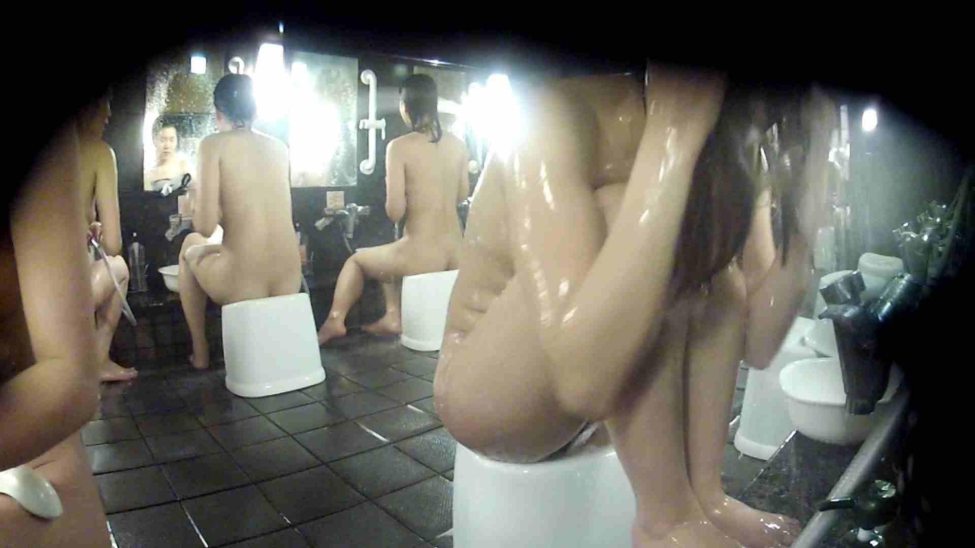 ハイビジョン 洗い場!コンパクトな胸と陰毛で国境線バッチリ 潜入 | 銭湯  97PIX 43