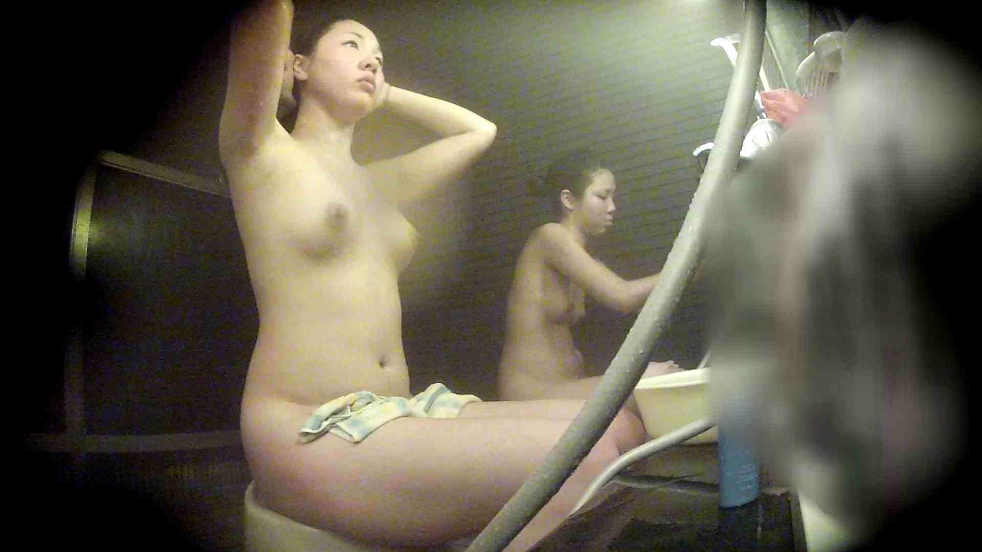 洗い場!なんとも特徴のない女性だけに申し訳ない 潜入 | 銭湯  62PIX 3