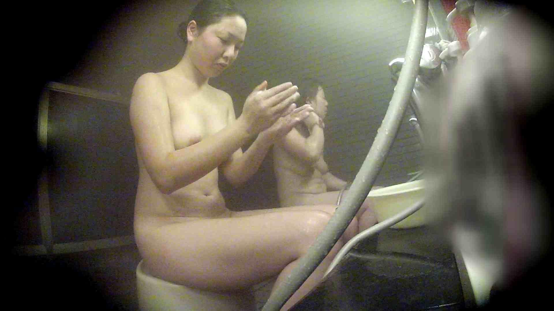 洗い場!なんとも特徴のない女性だけに申し訳ない 潜入 | 銭湯  62PIX 7
