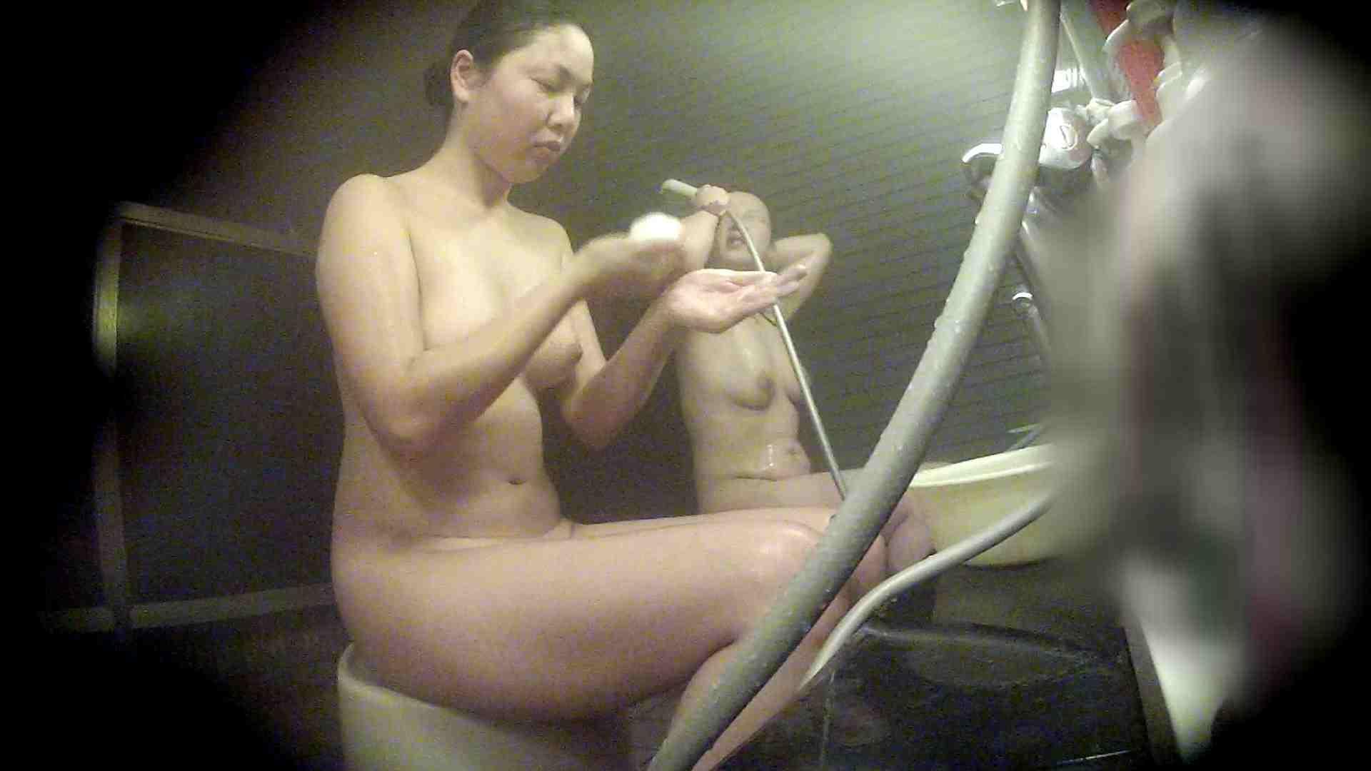 洗い場!なんとも特徴のない女性だけに申し訳ない 潜入  62PIX 8