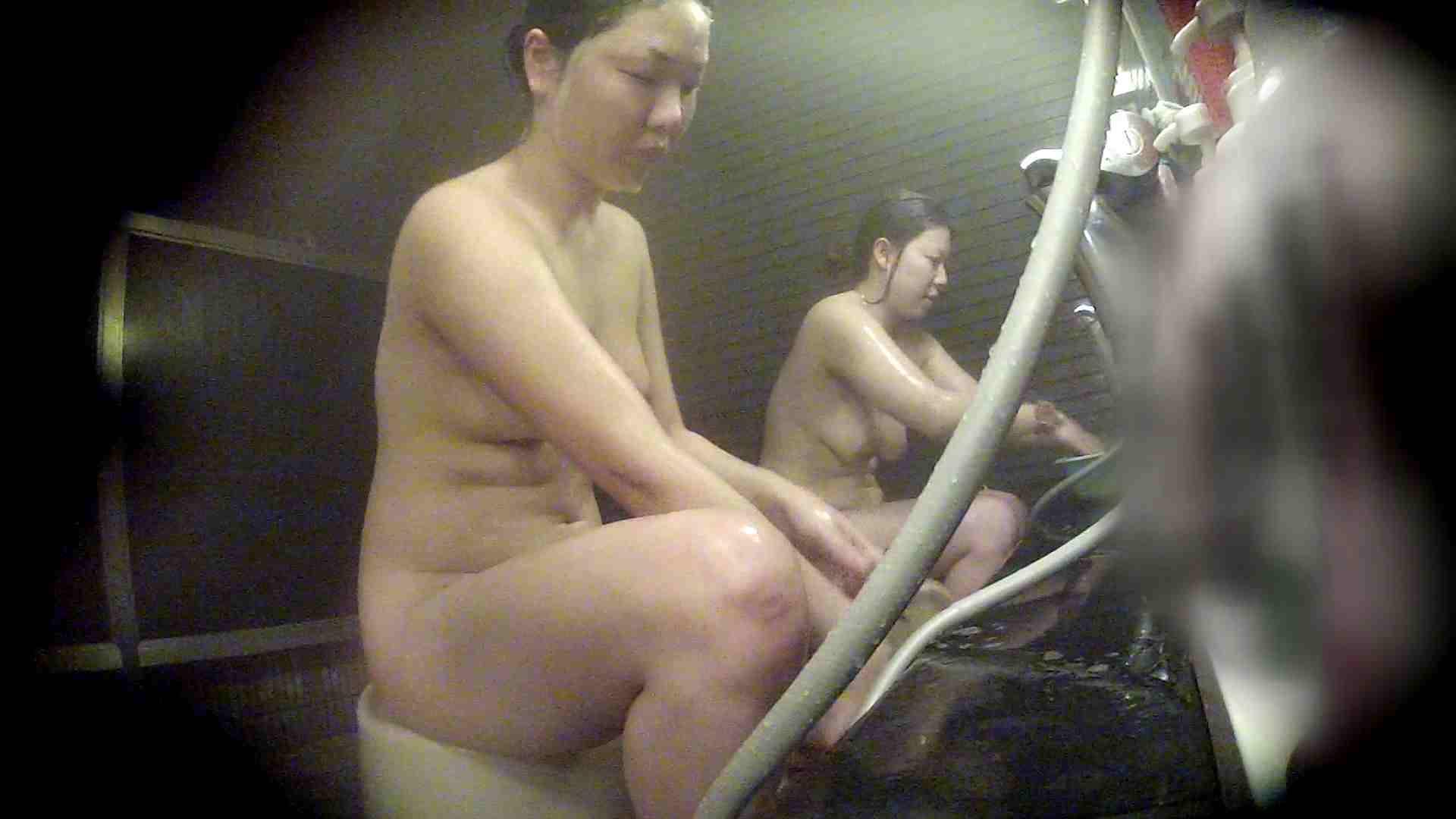 洗い場!なんとも特徴のない女性だけに申し訳ない 潜入 | 銭湯  62PIX 13