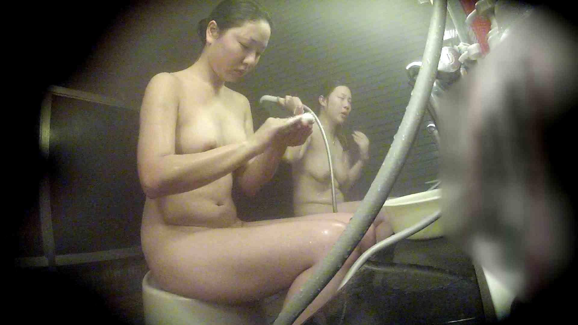 洗い場!なんとも特徴のない女性だけに申し訳ない 潜入  62PIX 60