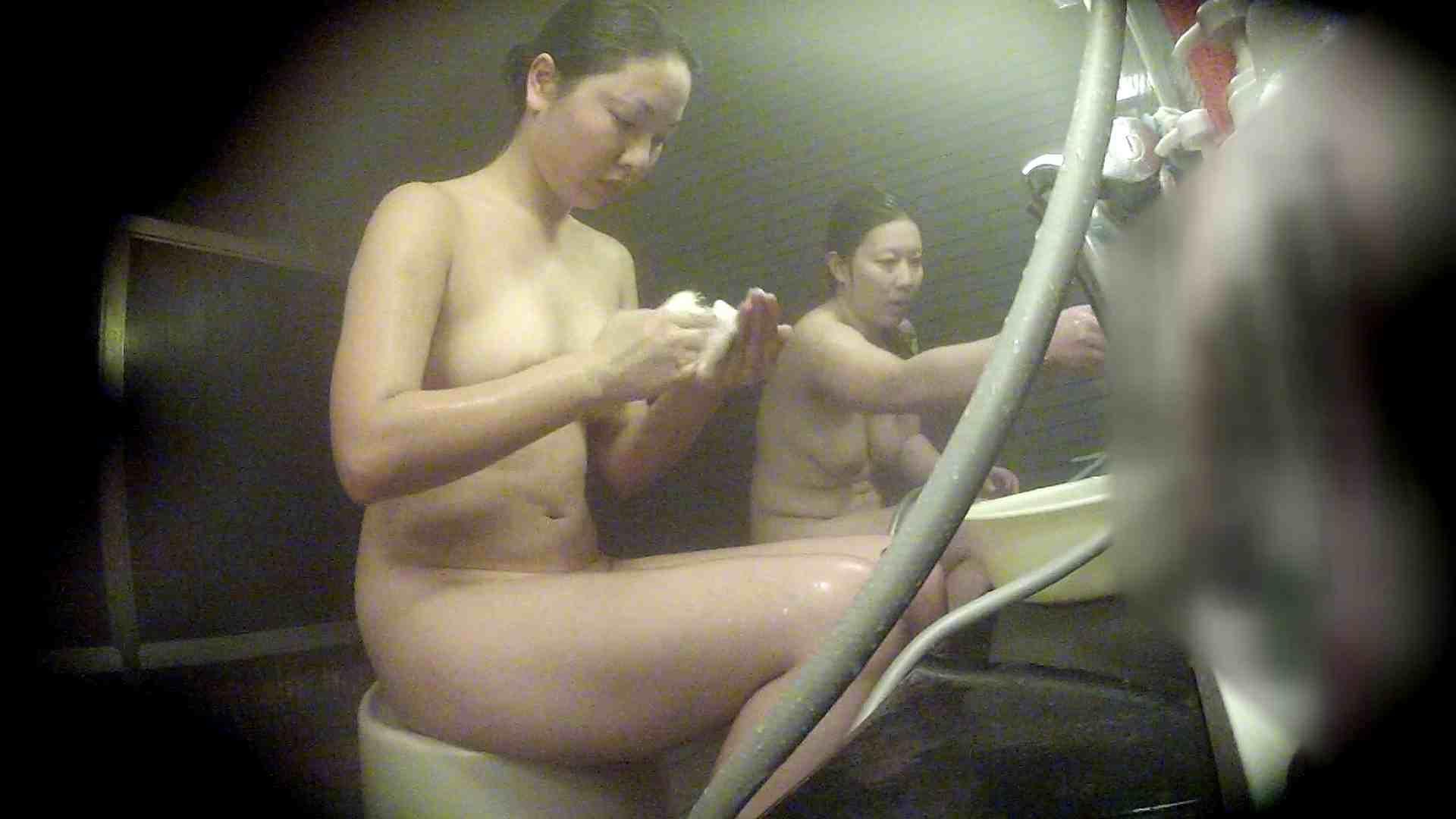 洗い場!なんとも特徴のない女性だけに申し訳ない 潜入 | 銭湯  62PIX 61