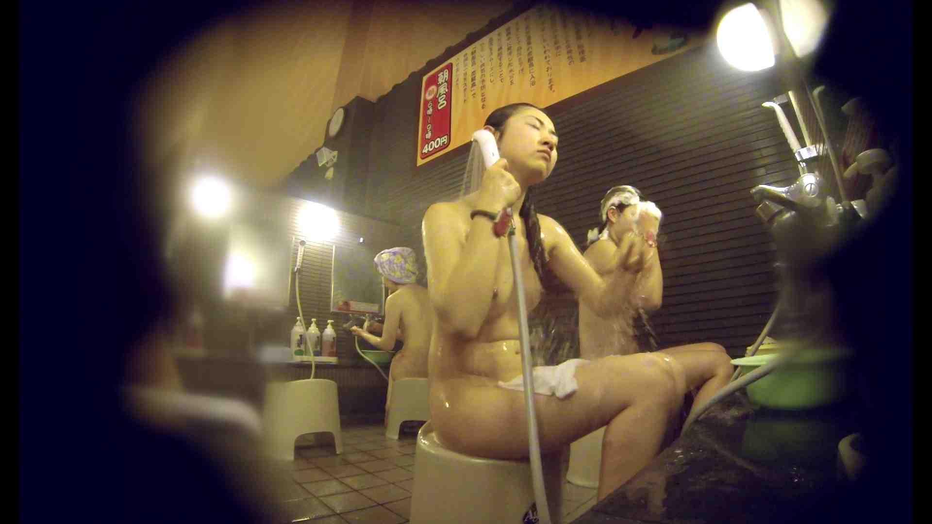 洗い場!しかし・・・綺麗な顔をしてますね。結婚したいな。 潜入   銭湯  72PIX 51