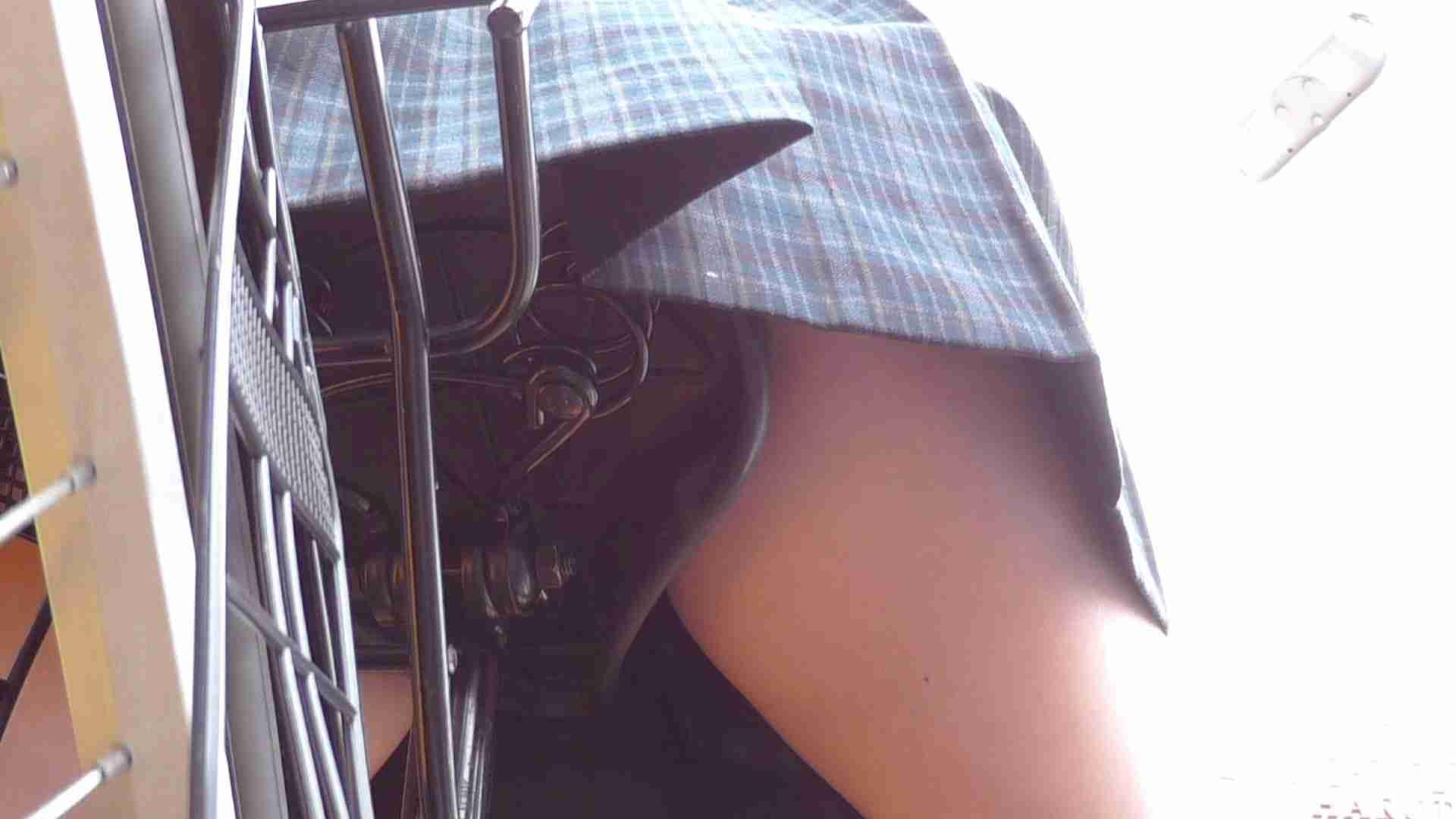 自転車パンチラ Vol.05 チラ見せ 濡れ場動画紹介 98PIX 45