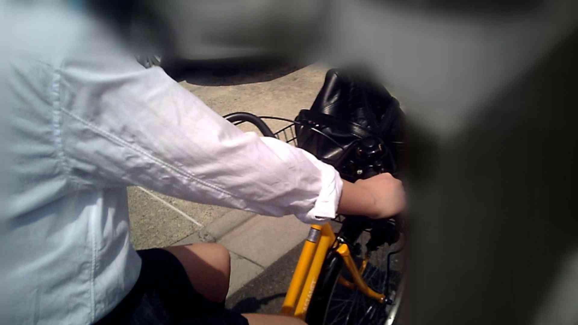自転車パンチラ Vol.05 追跡 濡れ場動画紹介 98PIX 71