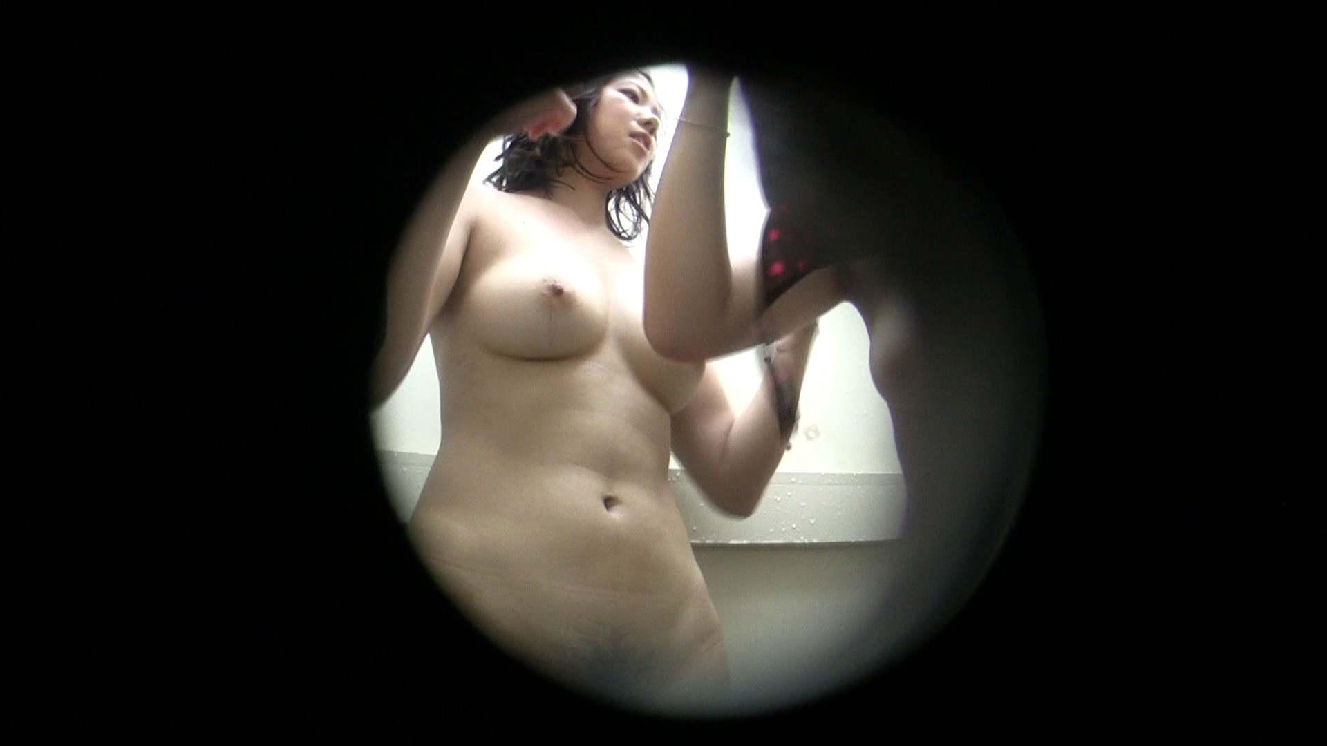 NO.23 色白巨乳嬢×2 覗き特集   シャワー  103PIX 5