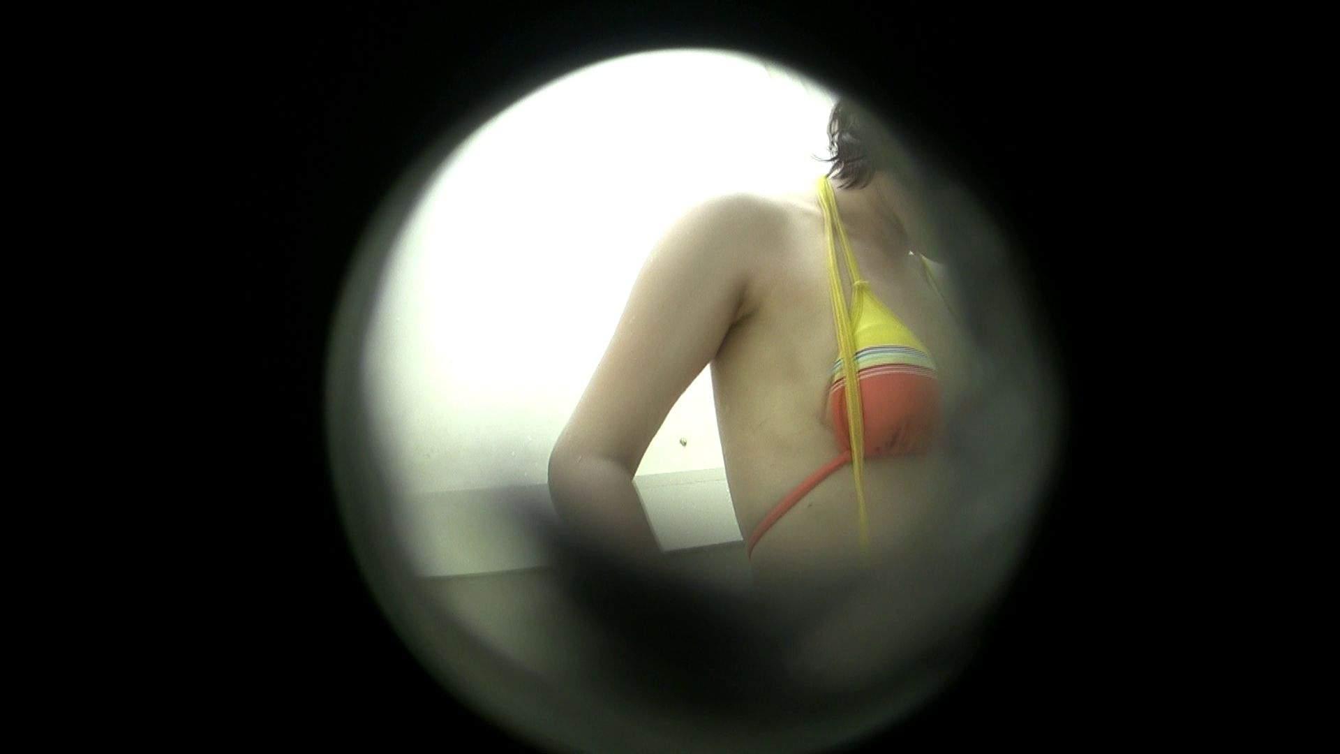 NO.37 やんちゃもしたけれど今は彼と幸せです的な年増 シャワー室  61PIX 27
