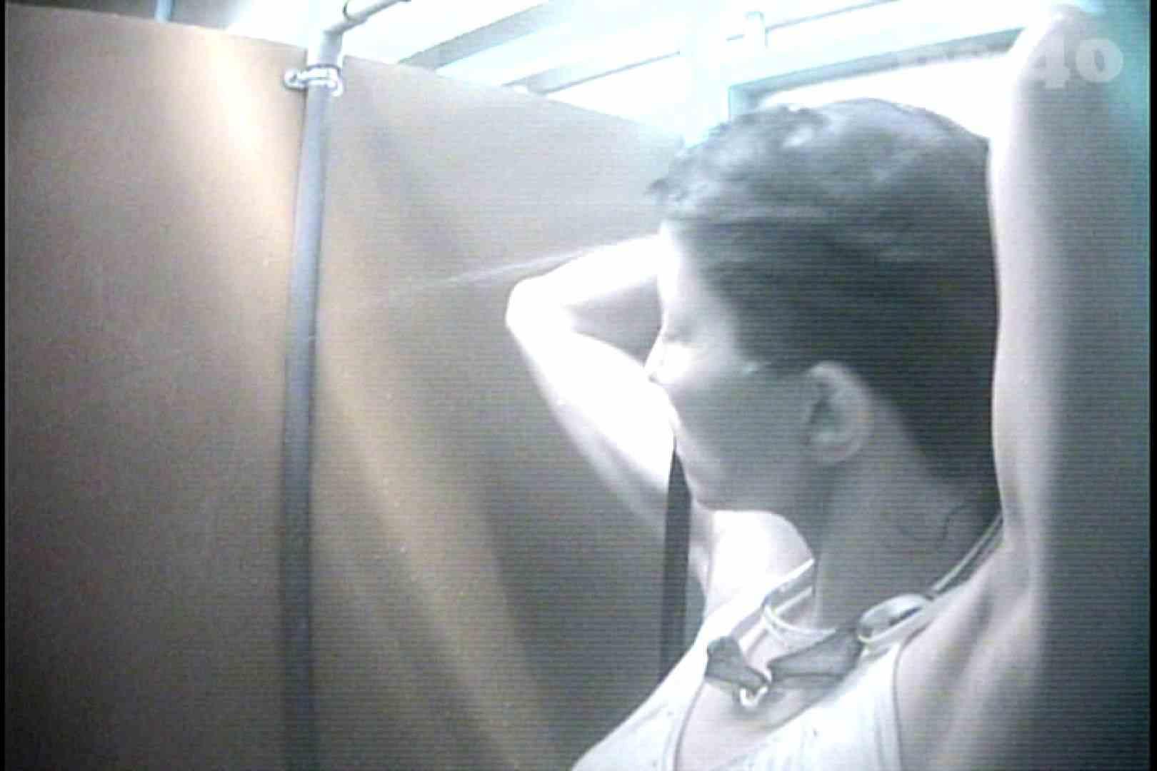 File.40 スレンダーお女市さんの一瞬見せるたれたおっぱい シャワー AV無料 92PIX 90