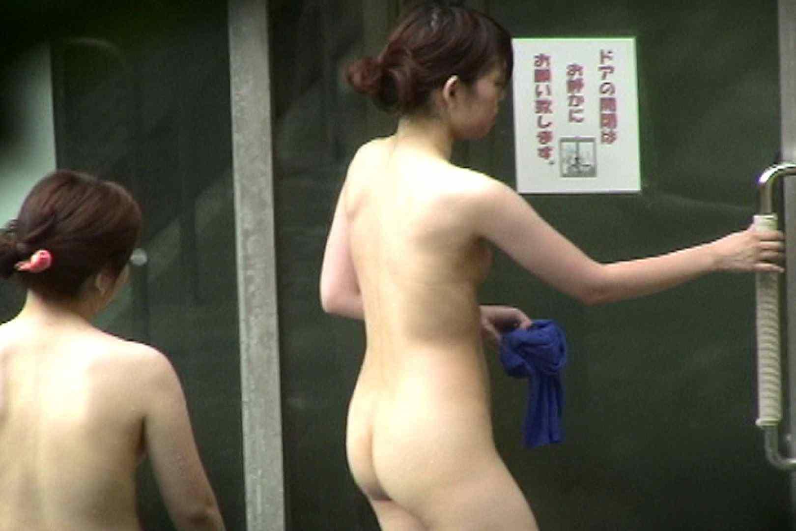 No.17 青い二人 美女のボディ  87PIX 22
