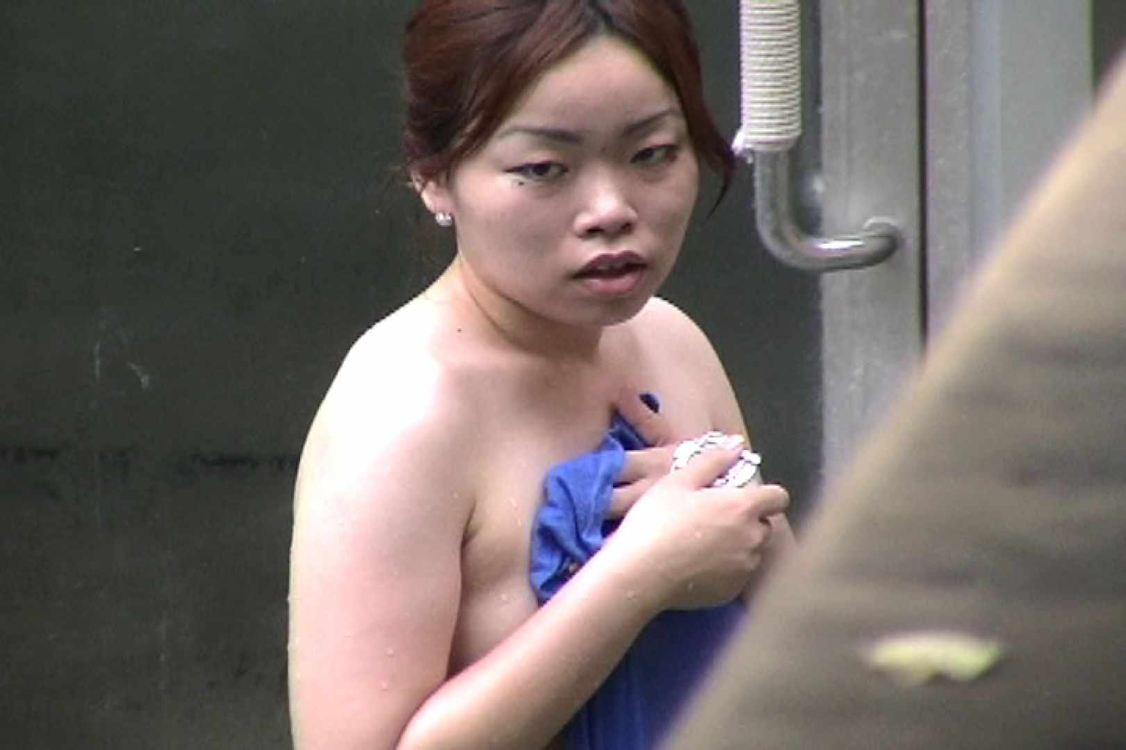 No.17 青い二人 美女のボディ  87PIX 84