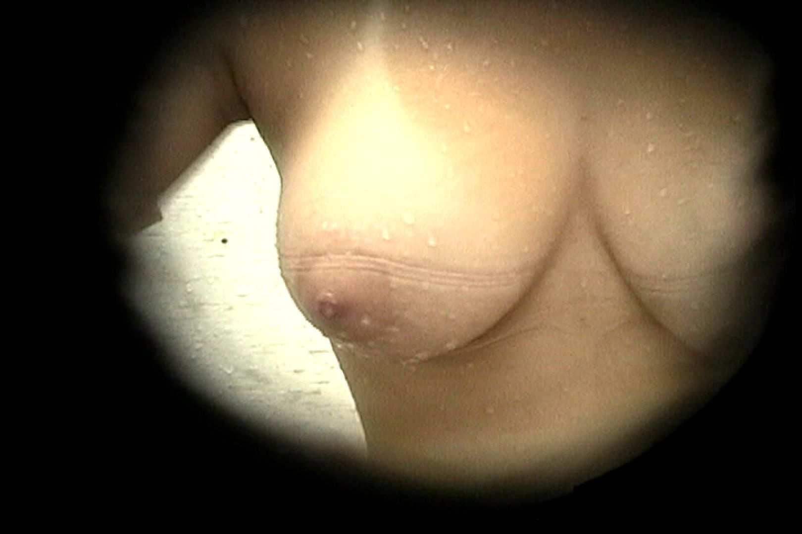 No.80 見事な巨乳にピンクの巨乳輪 巨乳 | シャワー  96PIX 33