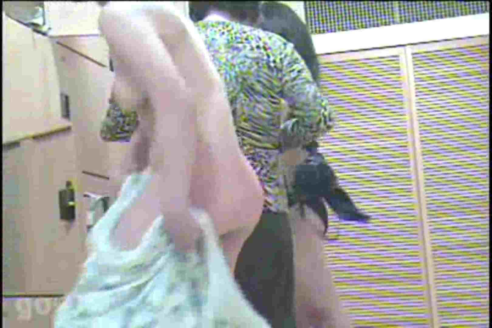 電波カメラ設置浴場からの防HAN映像 Vol.08 OLのボディ  65PIX 6