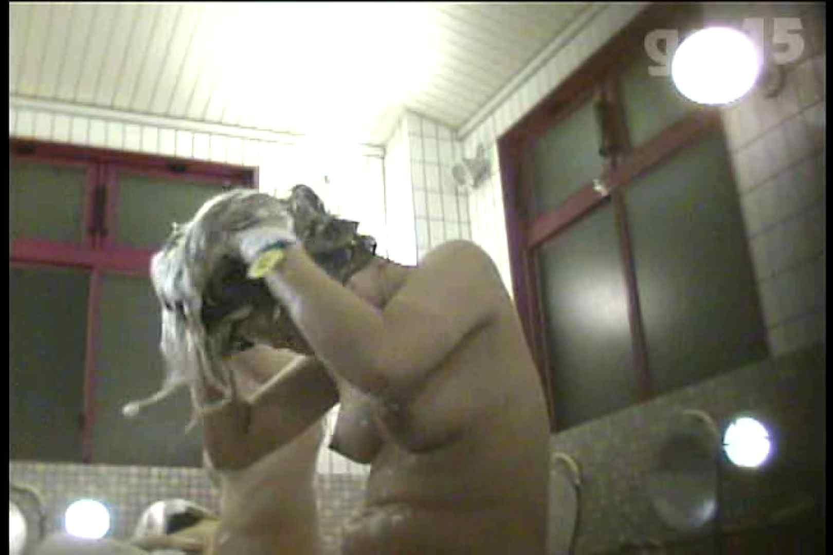 電波カメラ設置浴場からの防HAN映像 Vol.15 盗撮 | チラ見せ  53PIX 31