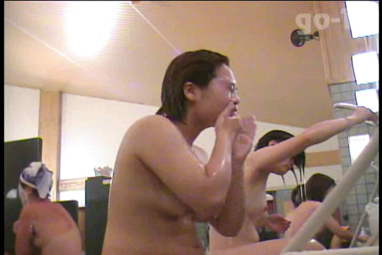 電波カメラ設置浴場からの防HAN映像 Vol.15 OLのボディ 盗撮動画紹介 53PIX 47