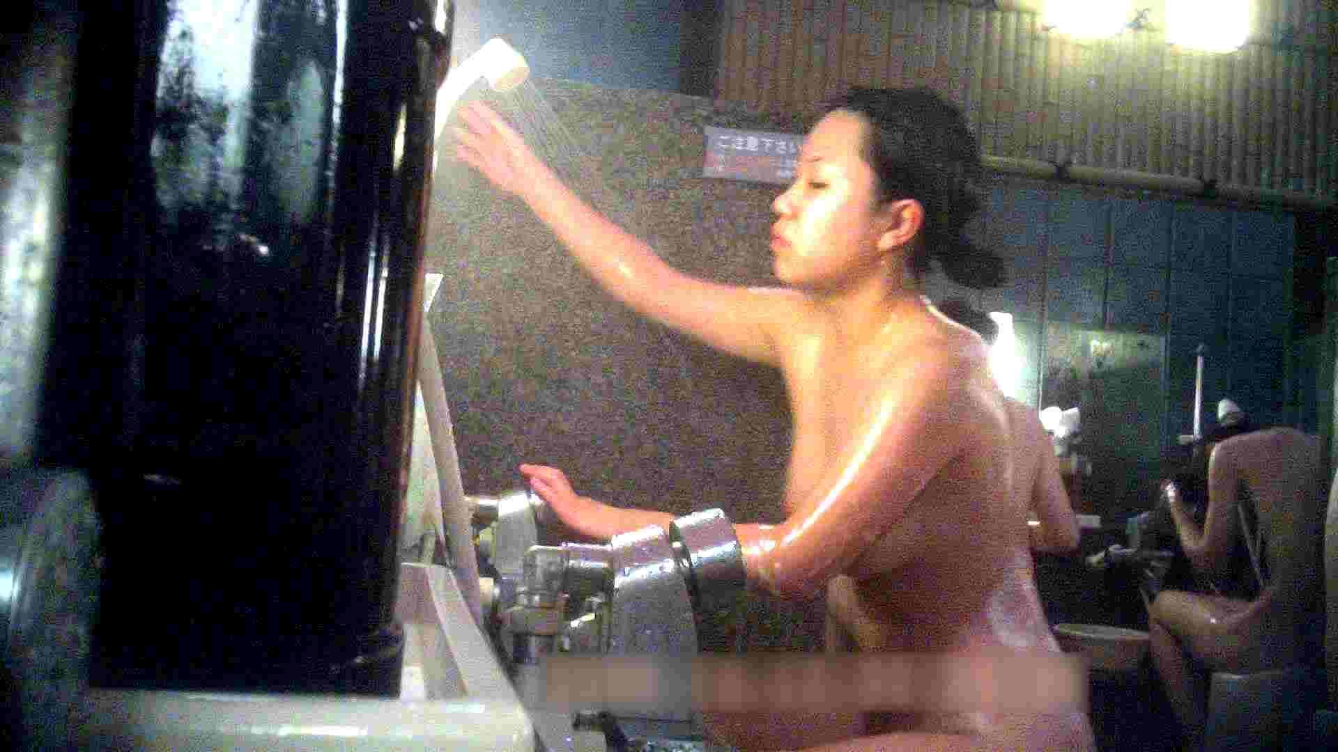 TG.08 【一等兵】陰毛の向こう側にむっちりちょいブサお嬢さん 潜入 | 女風呂  104PIX 46
