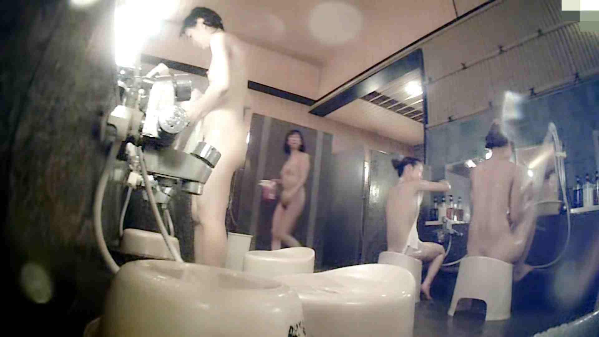 [画質UP]TG.32 【一等兵】個人的には奥のアラ30が好み 女風呂 ワレメ無修正動画無料 48PIX 47