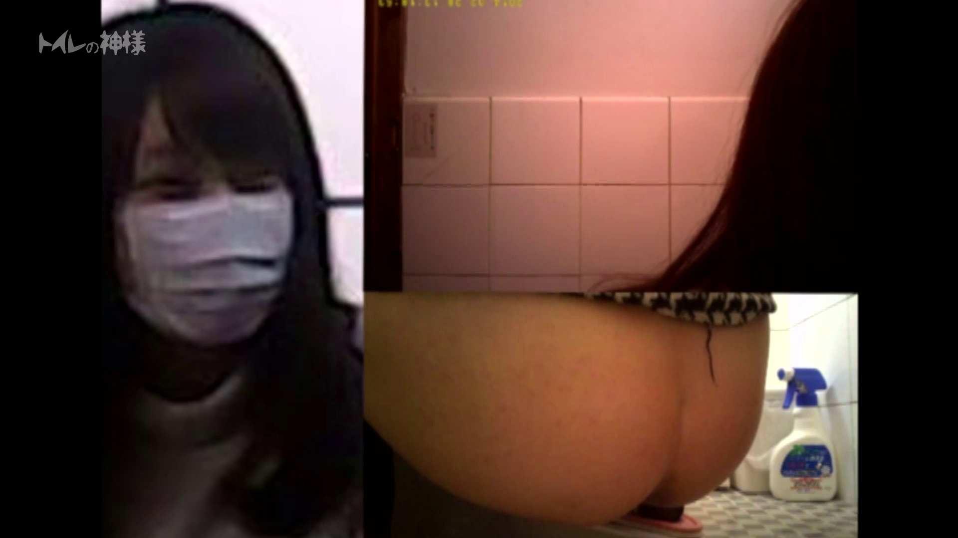 Vol.02 花の女子大生うんこ盗撮2 トイレの実態 盗撮動画紹介 108PIX 33