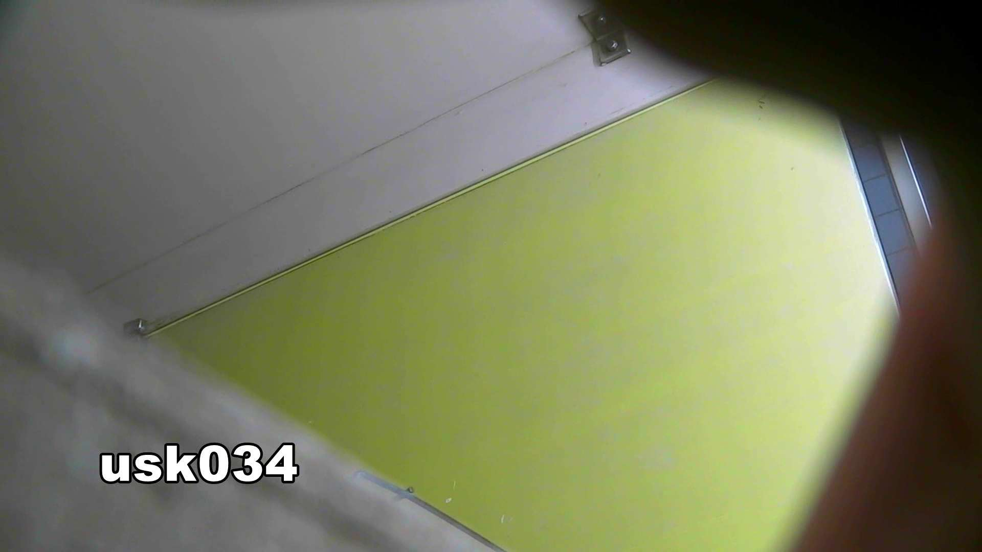 洗面所特攻隊 vol.034 ビリッ!→キュッ!→180g OLのボディ   洗面所  68PIX 21