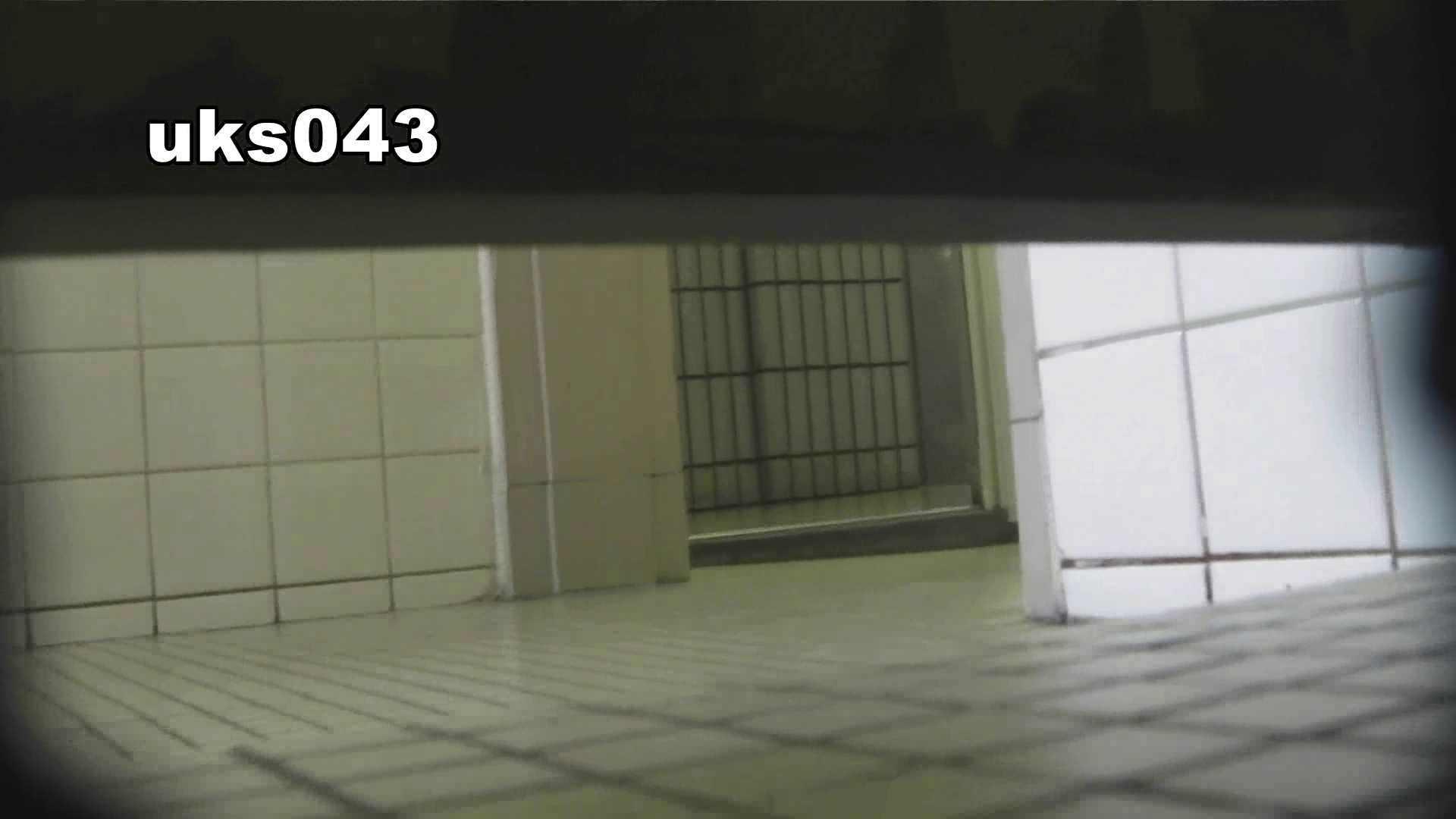 【美しき個室な世界】 vol.043 緊迫状況 洗面所  78PIX 8