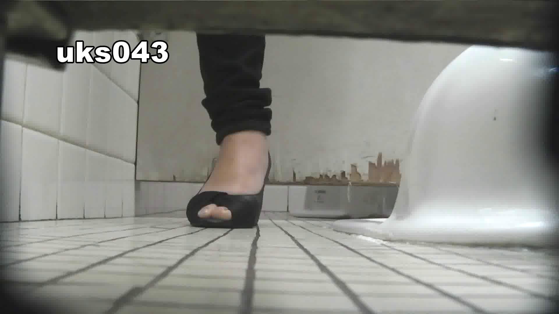 【美しき個室な世界】 vol.043 緊迫状況 洗面所 | OLのボディ  78PIX 59