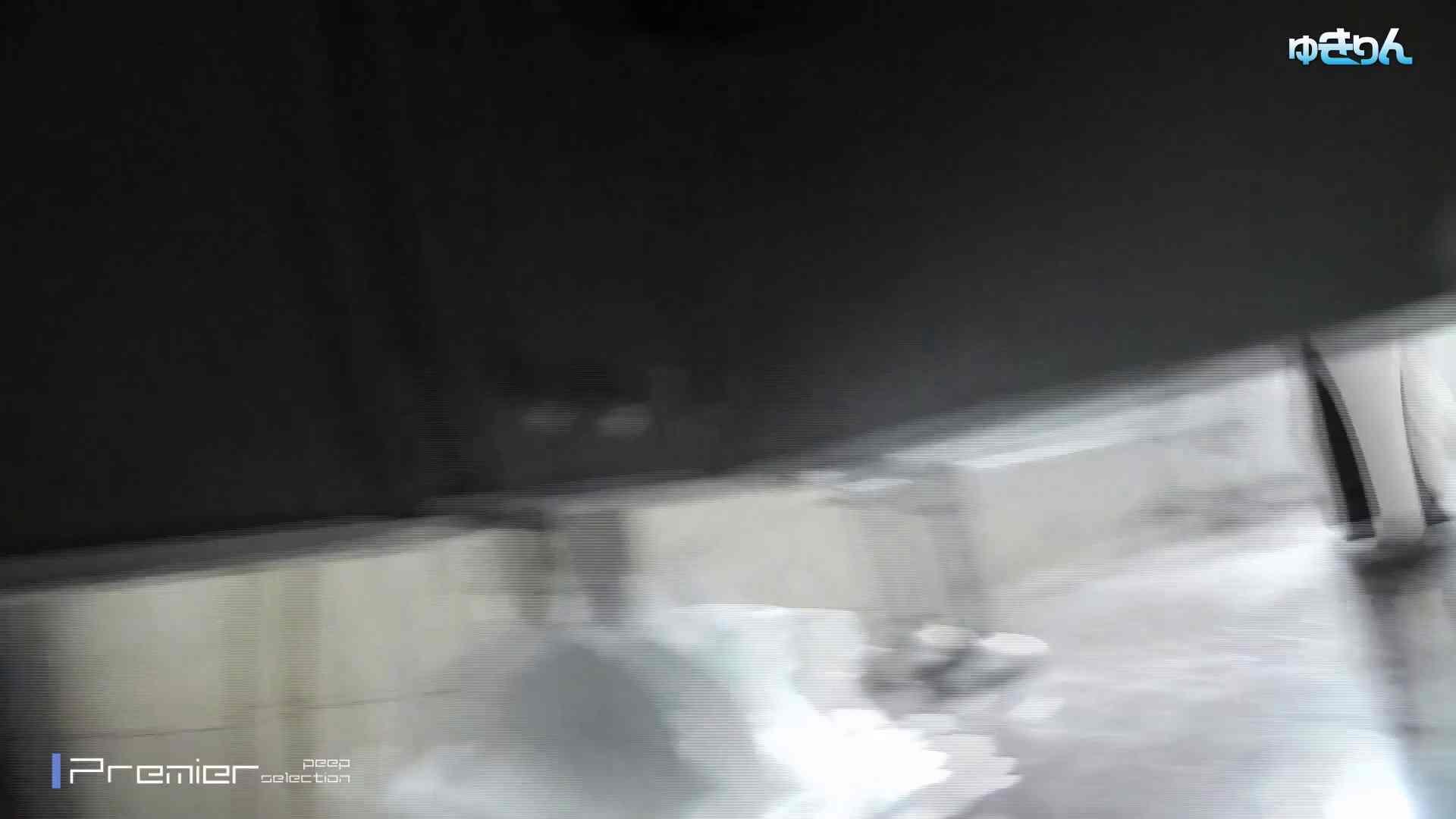 ステーション編 vol63 ハイヒール花柄に注目 OLのボディ  83PIX 8