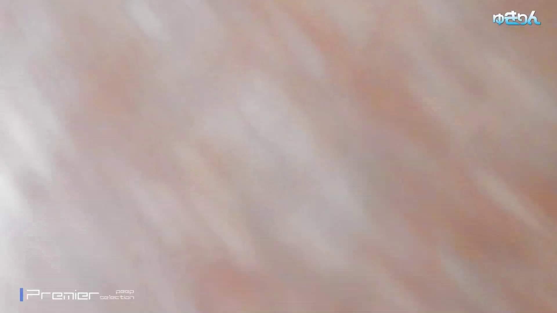 ステーション編 vol63 ハイヒール花柄に注目 OLのボディ  83PIX 44