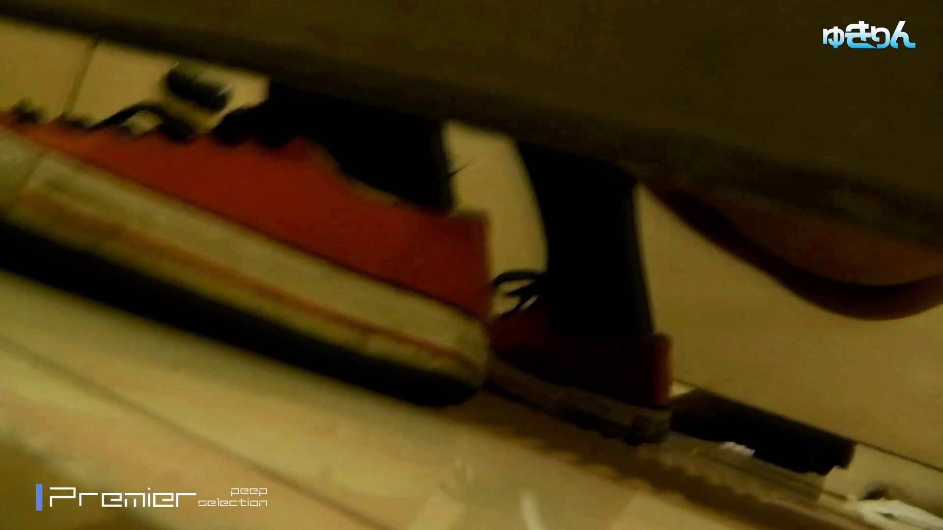 新世界の射窓 No98 キターッ特別に可愛い子の為、外まで粘着追い撮り!! 洗面所  105PIX 92