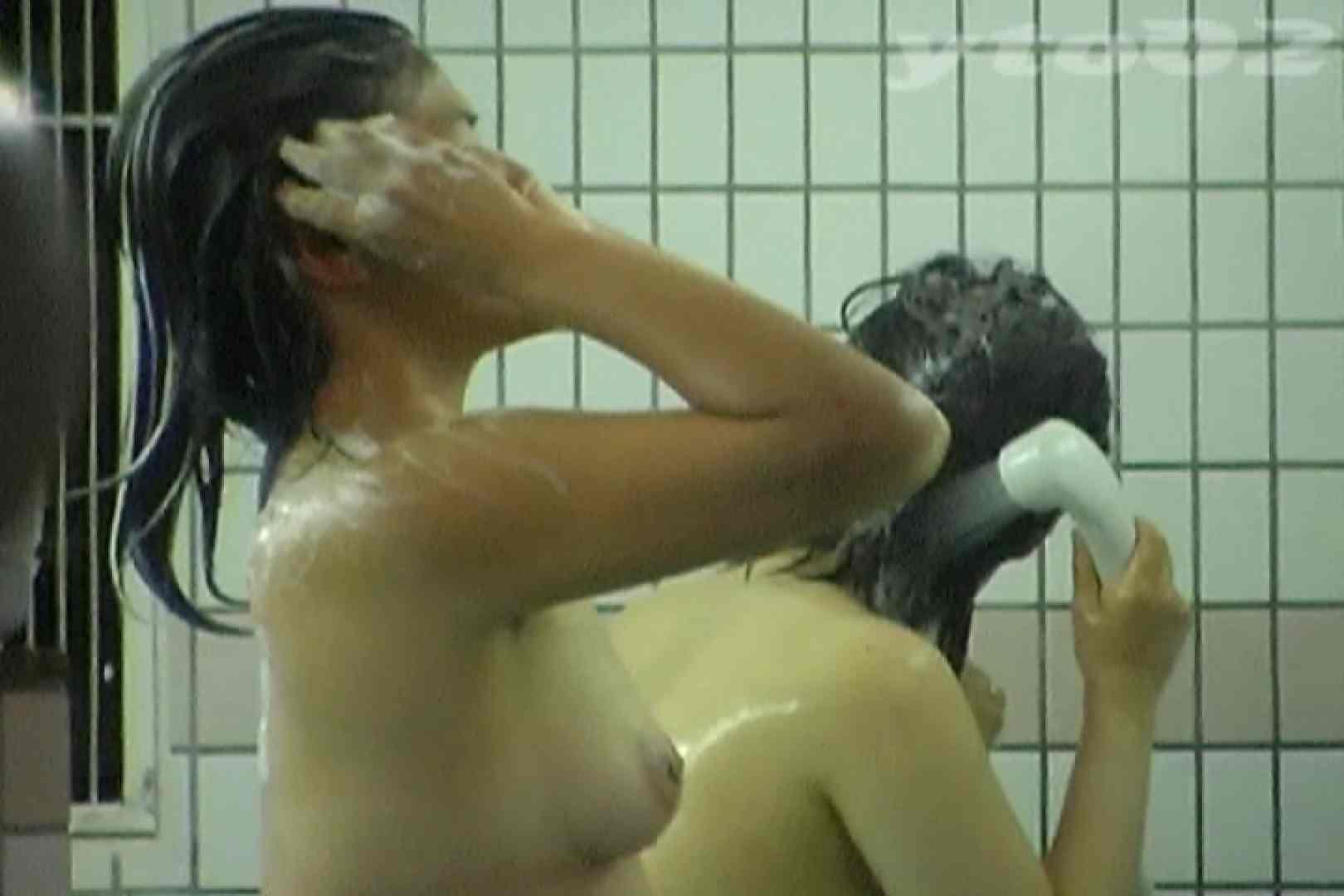 【期間限定配信】合宿ホテル女風呂盗撮 Vol.15 女風呂 戯れ無修正画像 62PIX 19