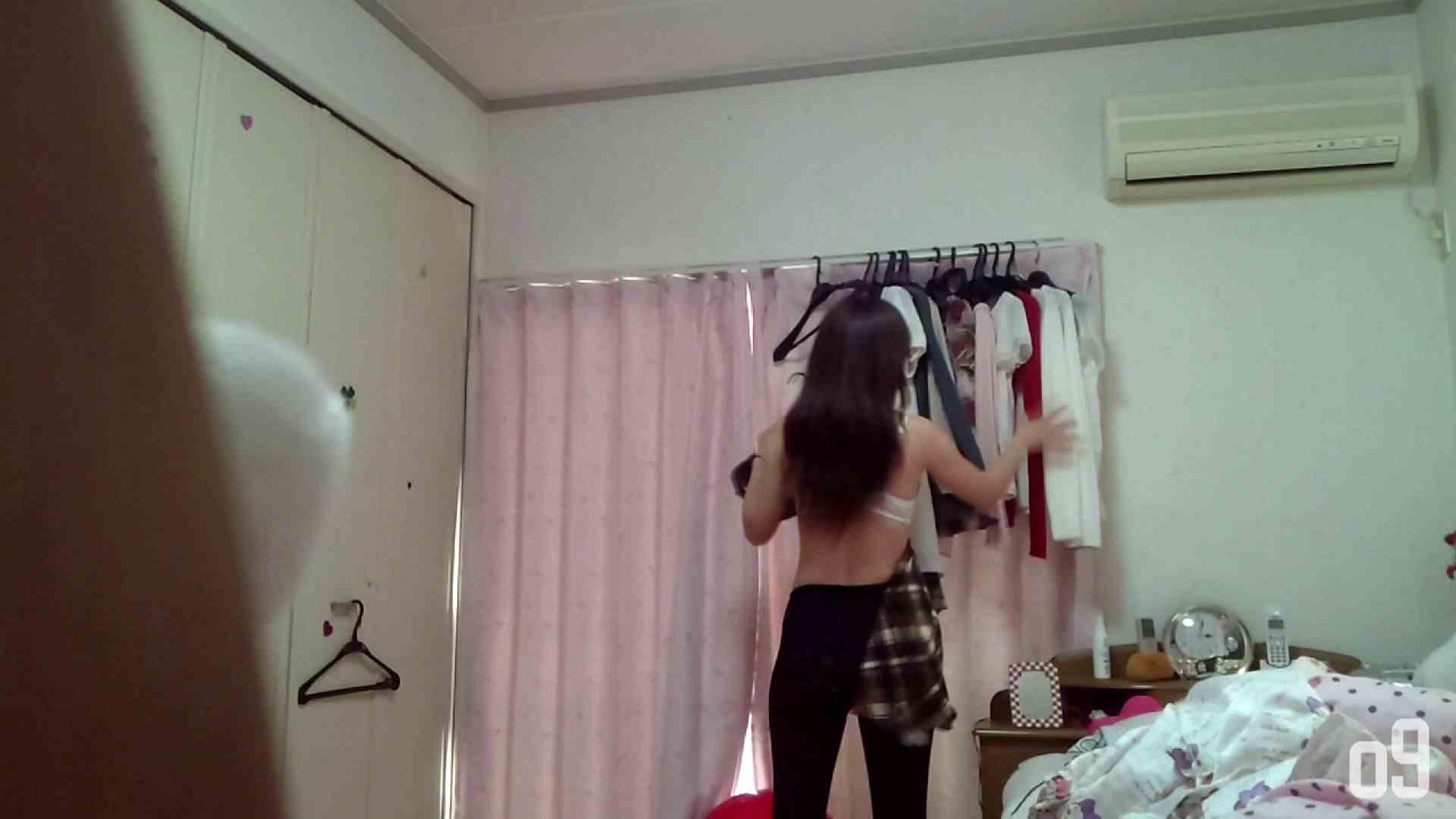 vol.2 瑞希ちゃんの自宅公開!寝起きの着替え・・・ラリルそー 着替え  51PIX 24