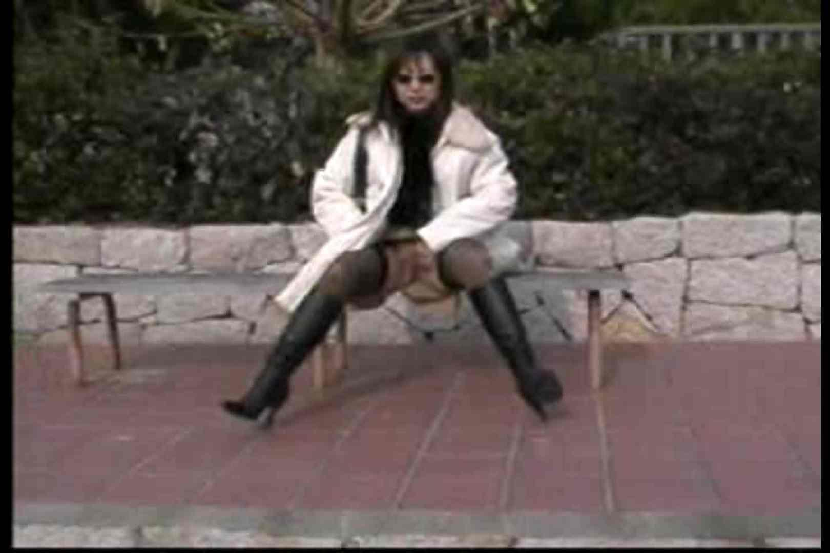 美熟女の野外露出プレイ 野外 セックス無修正動画無料 107PIX 43