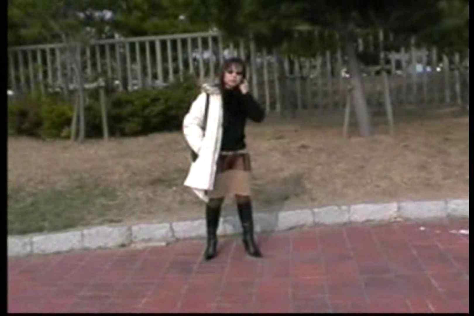 美熟女の野外露出プレイ 熟女 盗み撮り動画キャプチャ 107PIX 54