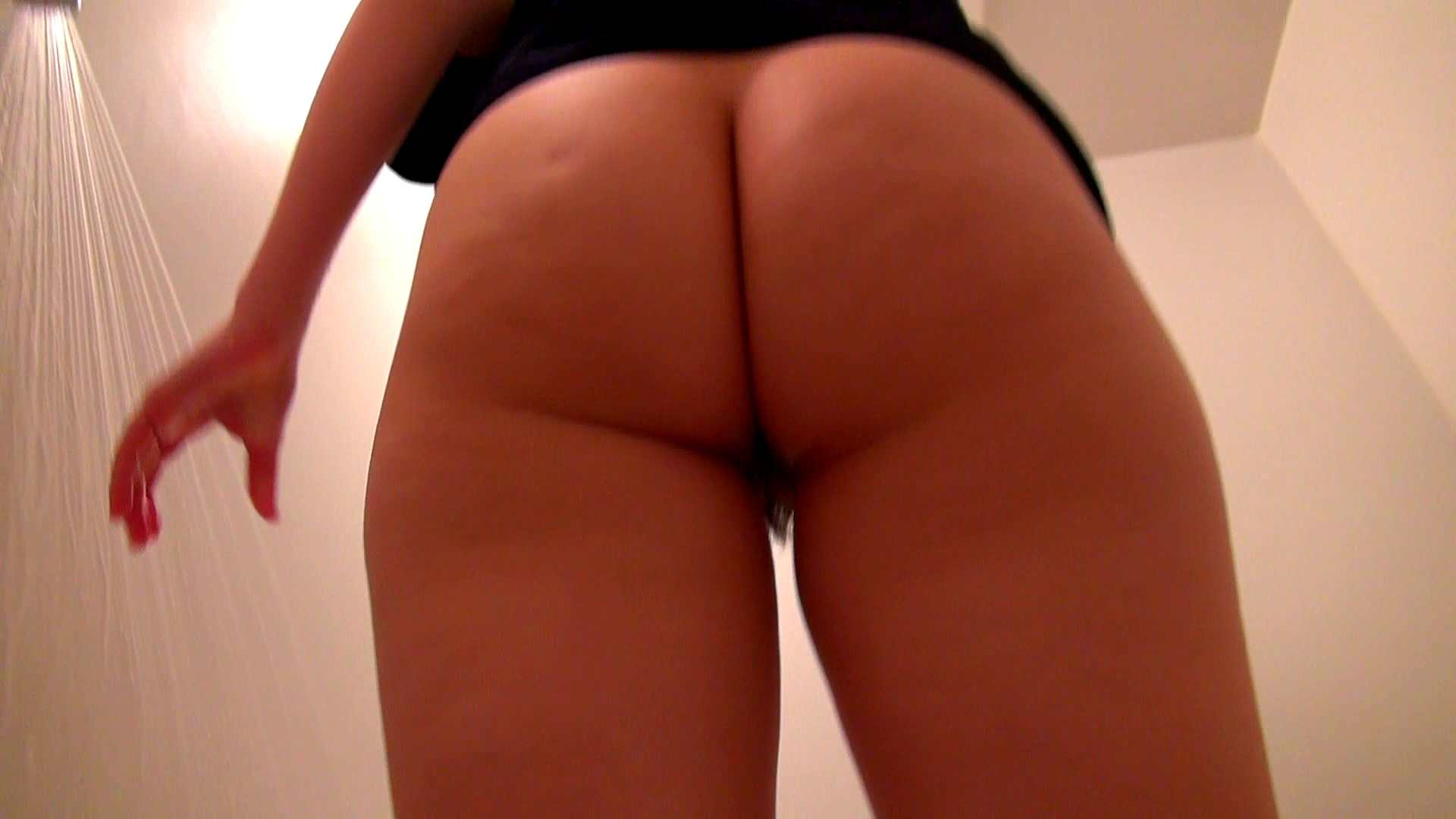 下半身裸で風呂の掃除をしてもらいました。 盗撮 セックス画像 71PIX 66