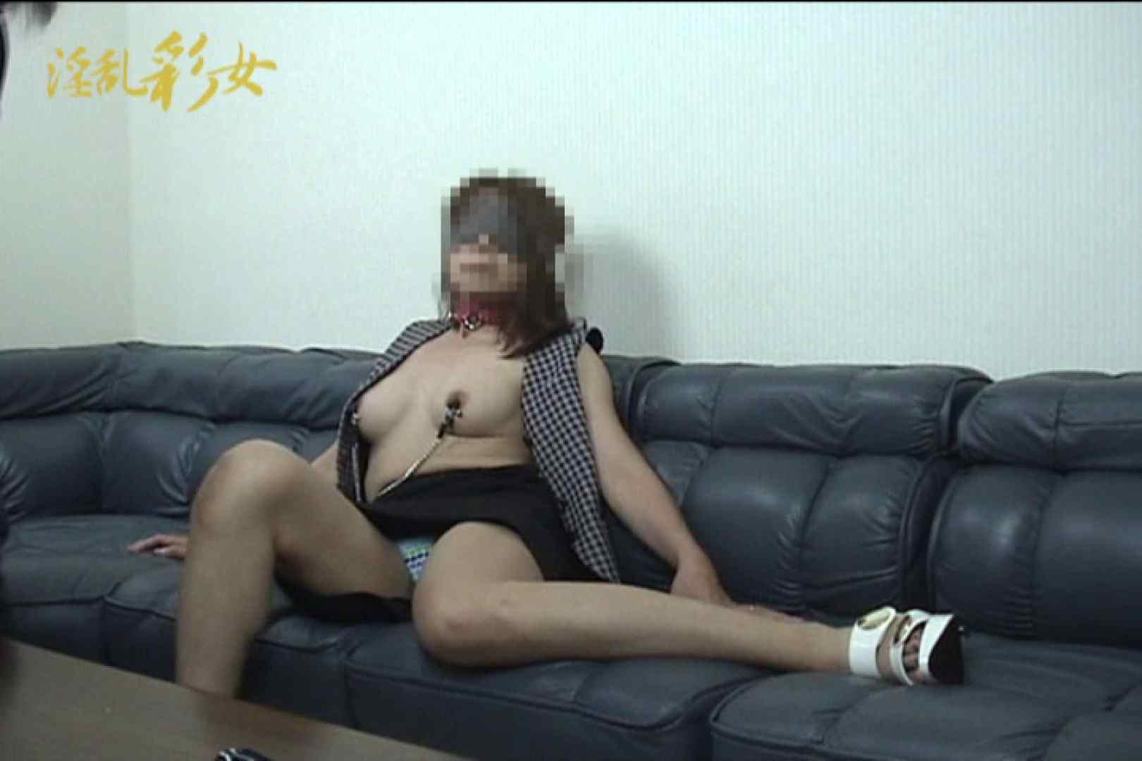 淫乱彩女 麻優里 スタジオで撮影 人妻  93PIX 5