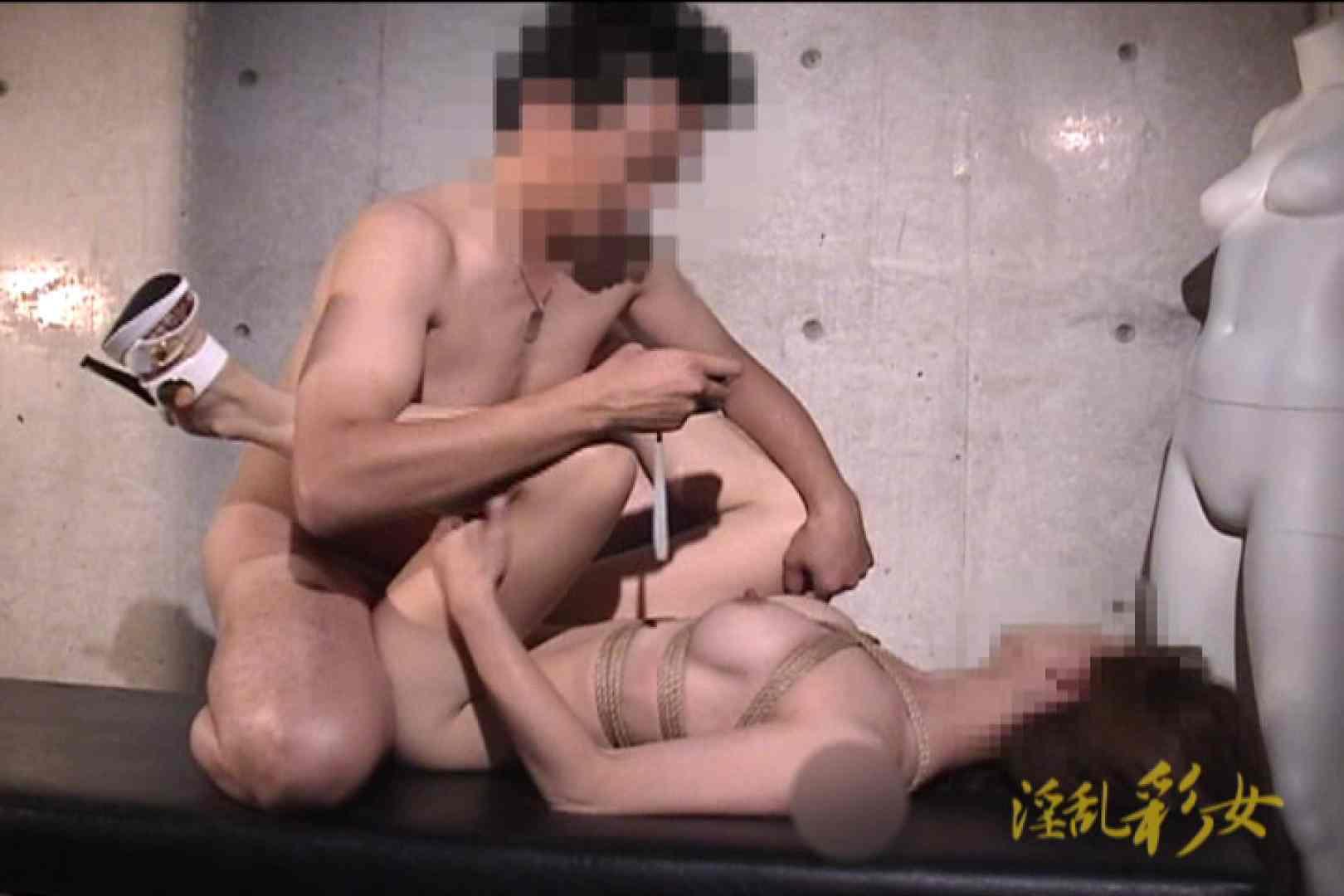淫乱彩女 麻優里 スタジオで撮影 おっぱい エロ画像 93PIX 72