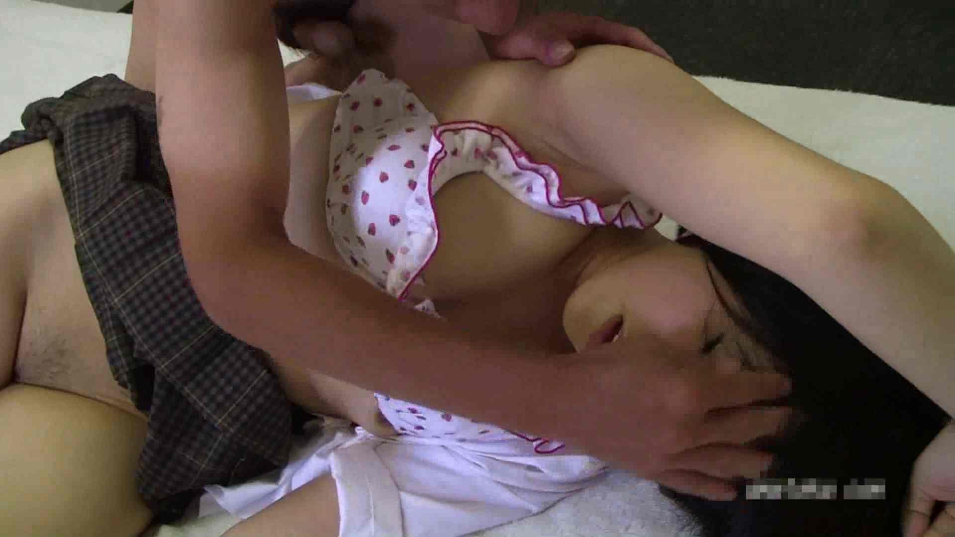 投稿素人 みゆきちゃん19歳 制服 おまんこ動画流出 52PIX 23