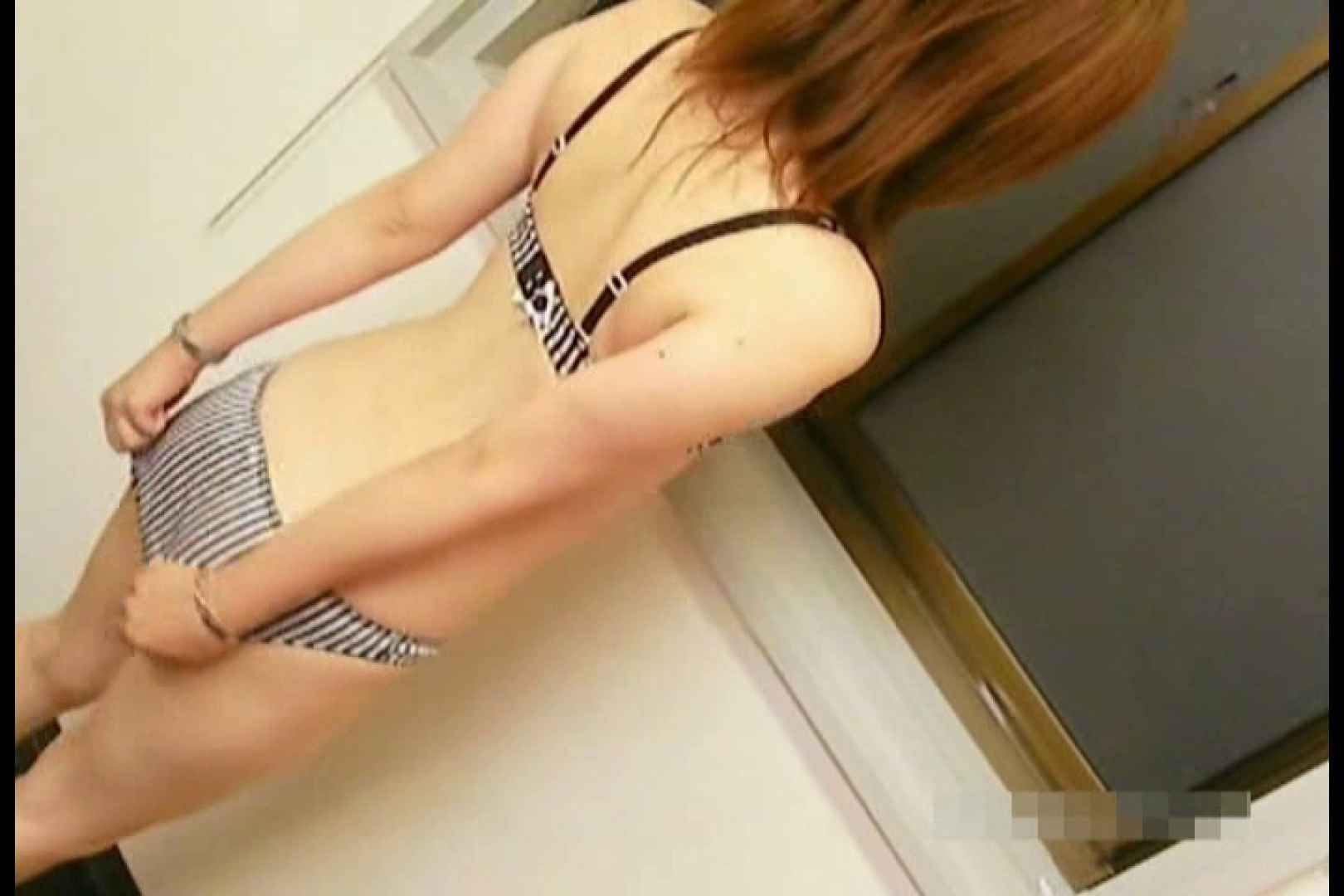 素人撮影 下着だけの撮影のはずが・・・愛22歳 おっぱい | 丸見え  93PIX 73